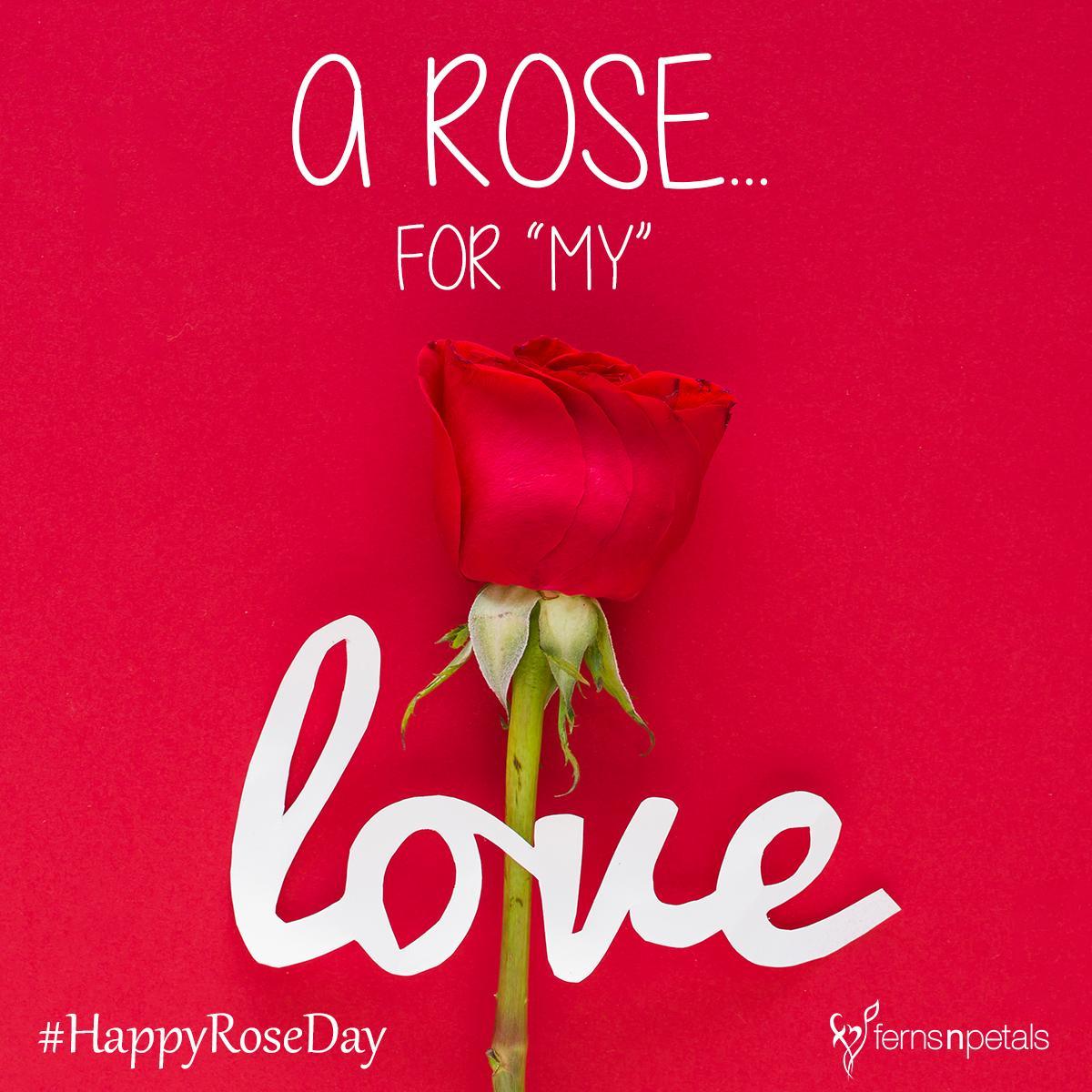 happy rose day wishings