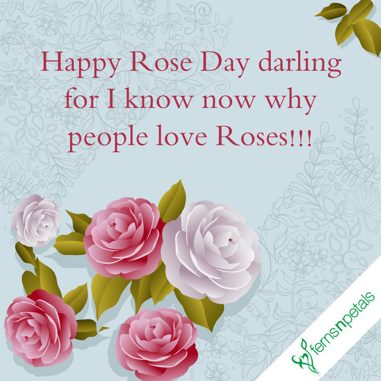 Happy Rose Day Quotes, Wishes N Greetings | Rose Day 2019