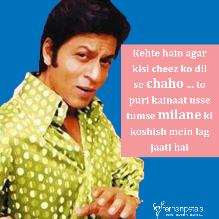 iconic dialogues of srk