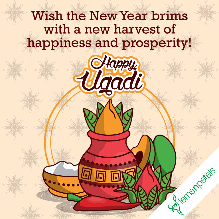 best wishes for ugadi online