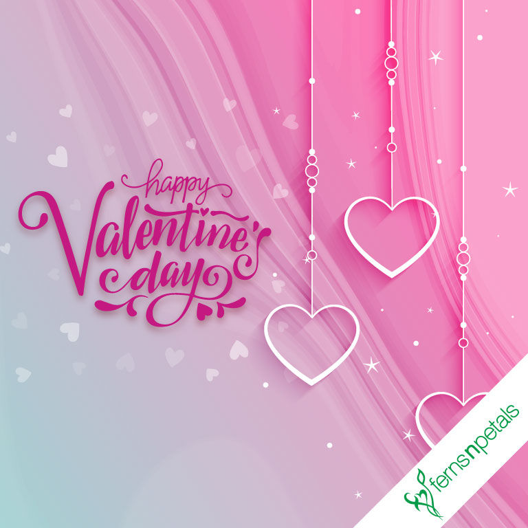 wishes for valentine