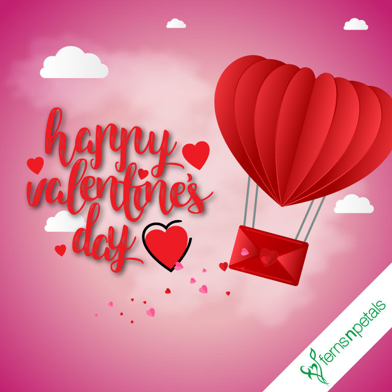 wish happy valentine day