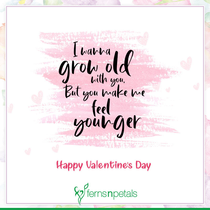 valentine's day msg for love