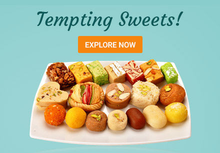 Send sweets to USA online
