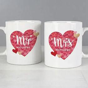 Send Personalised Mugs to UK
