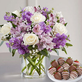 Flowers and Chocolates Combos to USA