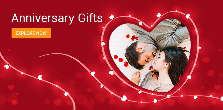 Send Anniversary Gifts to USA