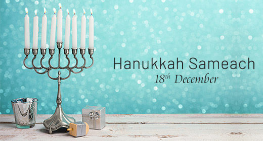 hanukkah gifts delivery