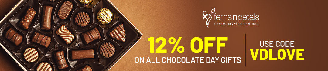 Chocolate Day Coupons