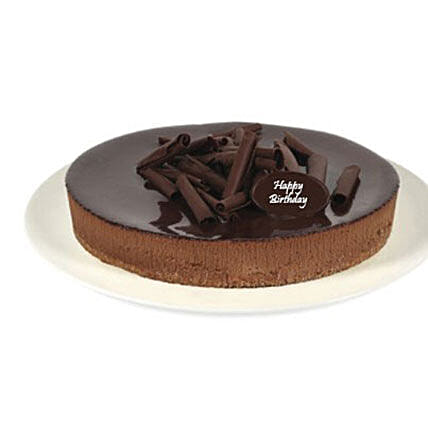 Chocolate Cheesecake:Send  Cakes to Australia