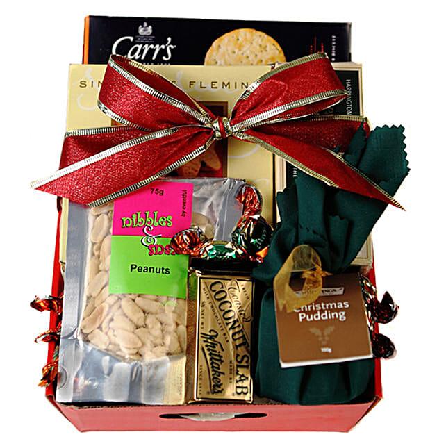 Christmas Delight Hamper:Send Christmas Gift Hampers to Australia