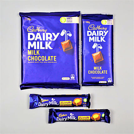 Dairy Milk Delight