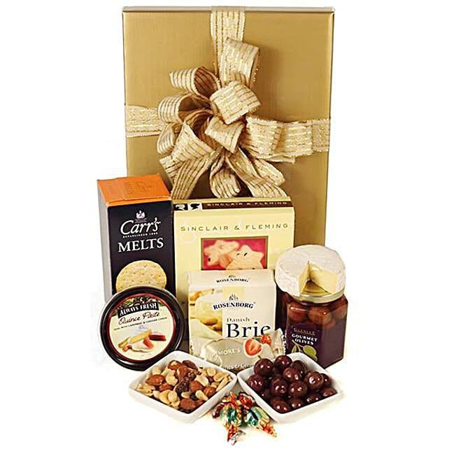 Dashers Christmas Hamper:Send Corporate Gifts to Australia