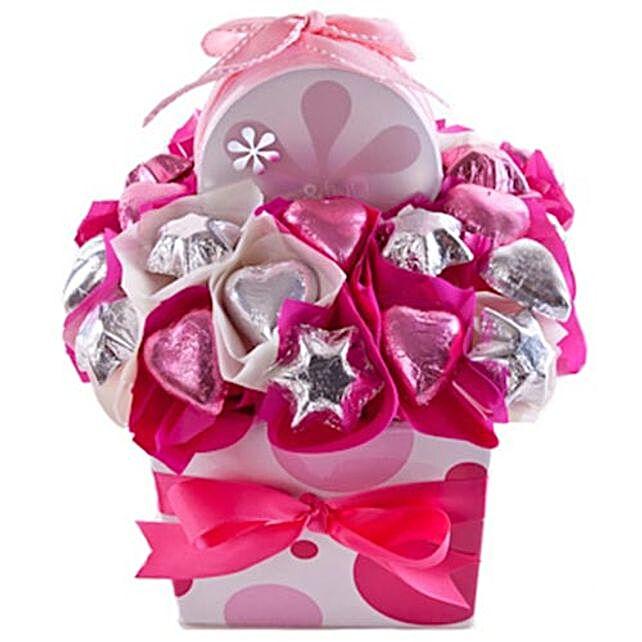 Delicious Chocolates Valentines Hamper