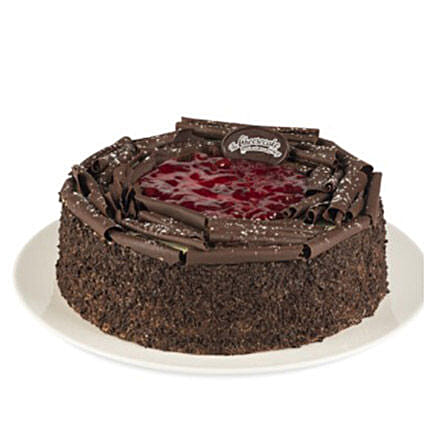 Fresh Black Forest Cake:Send Birthday Cakes to Australia