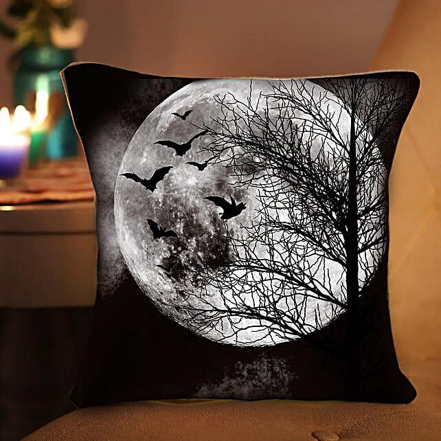 Full Moon LED Cushion:Personalised Cushions to Australia