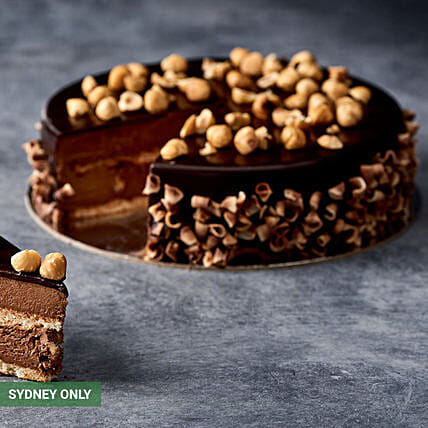 Heavenly Chocolate Truffle Cake:Order Cakes in Perth