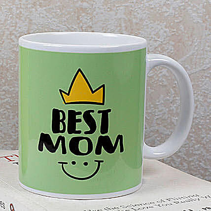 Mom Is Best Mug
