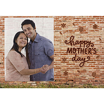 Mother Day Personalised Billboard E Poster