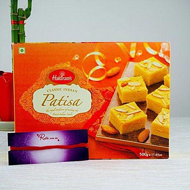 Patisa N Tikka:Send Bhai Dooj Gifts to Australia