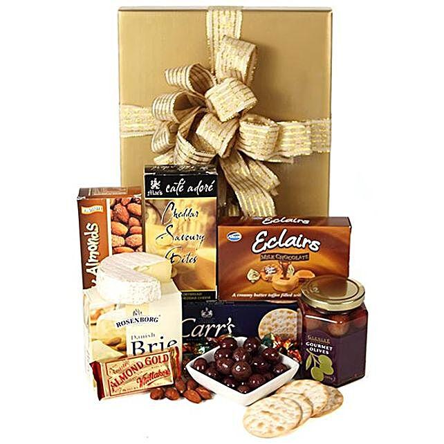 Prancers Christmas Goodies:Send Christmas Gift Hampers to Australia