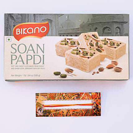 Soan Papdi For Bhai:Send Sweets to Australia