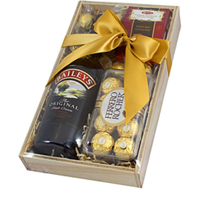 Tasty Love Baileys Irish Cream And Chocolates