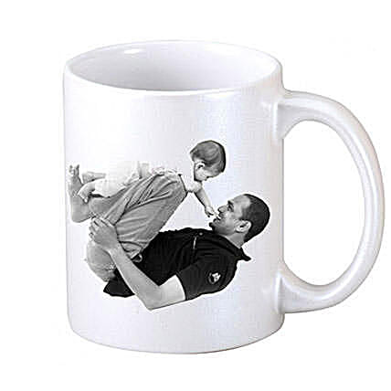 Personalized Coffee Mug White