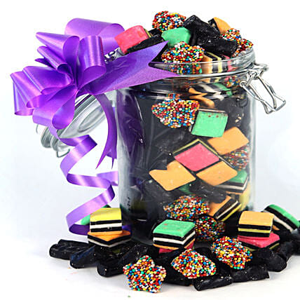 All Sorts of Liquorice:Send Friendship Day Gifts to Australia
