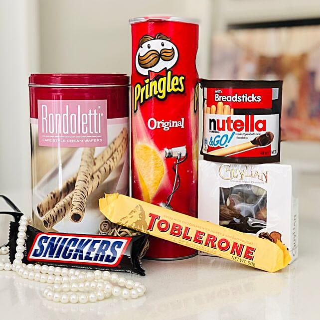 Delicious Snacks For Bhai Dooj