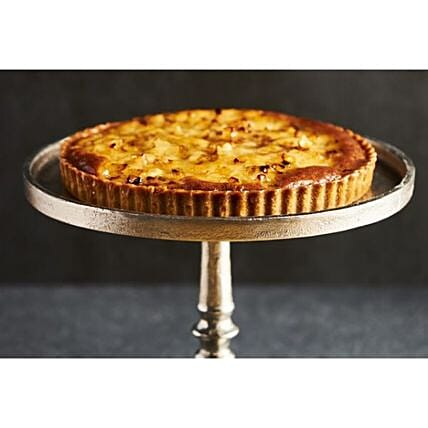 Delicious Baked Apple Tart:Send Christmas Gifts to Australia