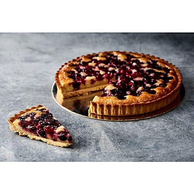 Festive Baked Berry Tart:Send Christmas Gifts to Australia
