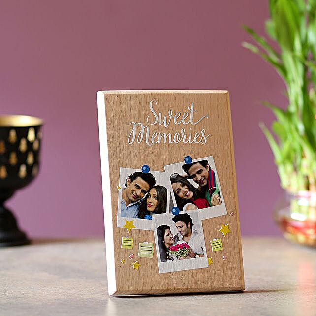 Sweet Memories Personalised Plaque