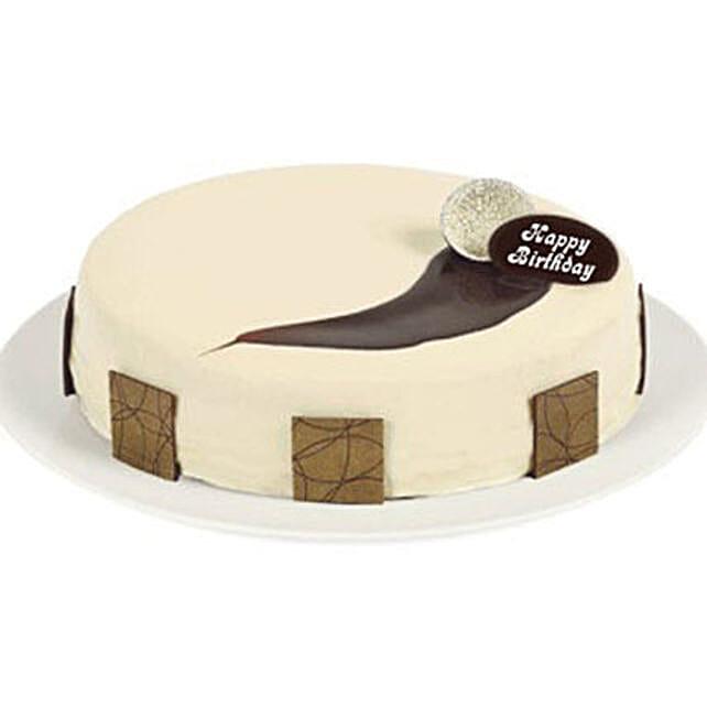 White Mud Cake