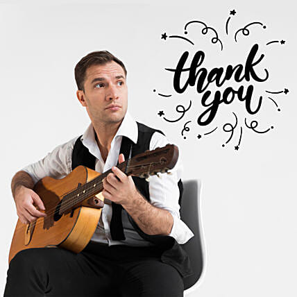 Musical Thank You