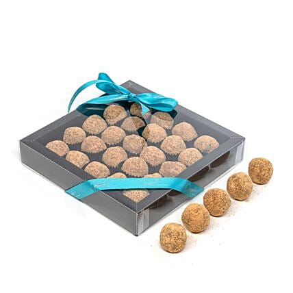 Chocomeli Love Speculoos Truffles Box