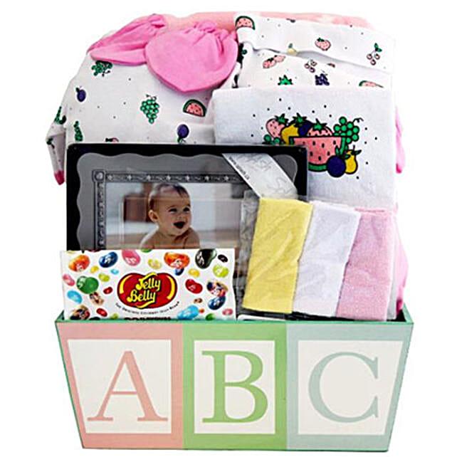 ABC Baby Girl
