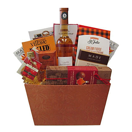 All Canadian Gourmet Gift Basket