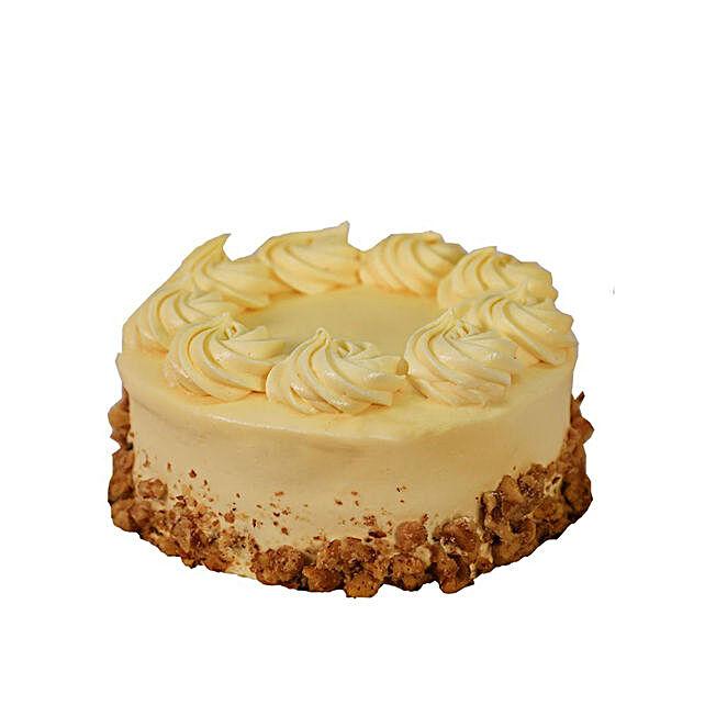 Banana Creme Cake