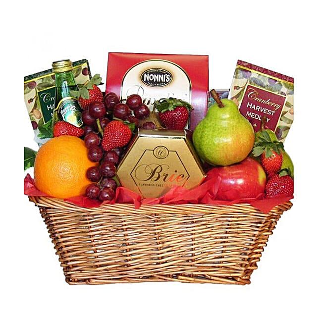 Bring Home Fruits Basket