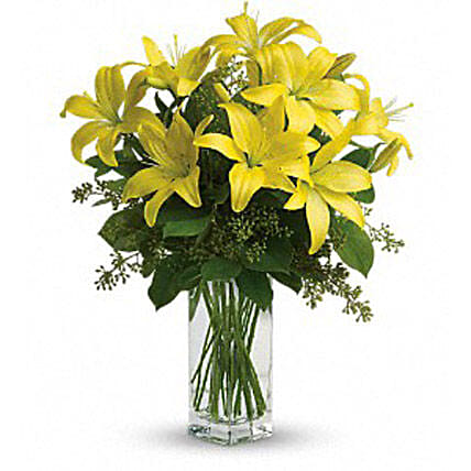 Charming Yellow:Gifts for Husband to Canada