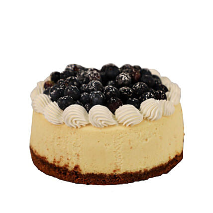 Citrus Blueberry Cheesecake:Cheesecakes Delivery in Canada