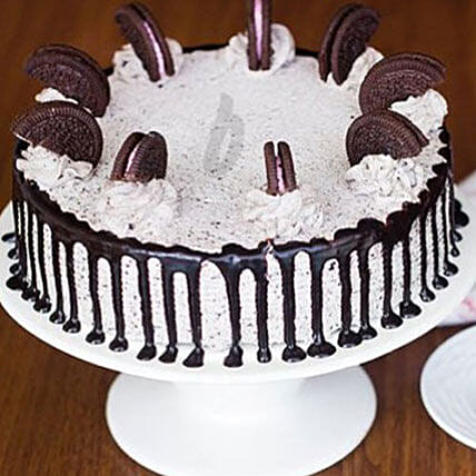 Cookie and Cream Cake 500GM