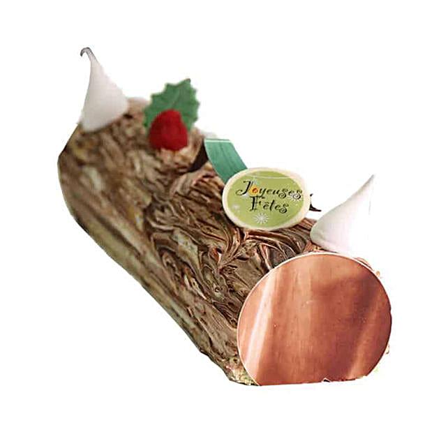 Delectable Christmas Yule Log