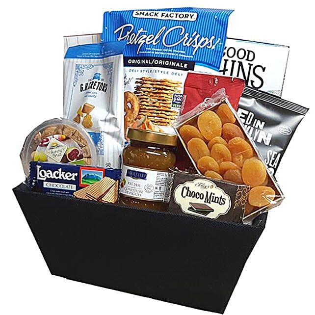 Delightful Christmas Kosher Basket