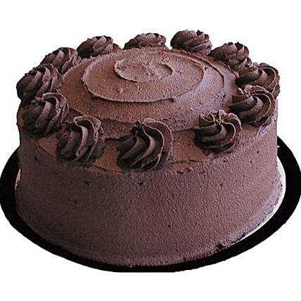 Eggless Chocolate Layer Cake:Chocolate Cake Delivery in Canada