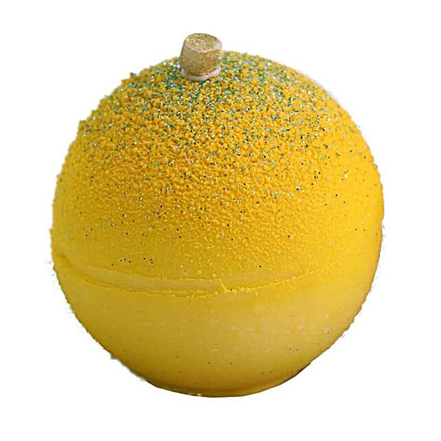 Exotic Zesty Lemon Mousse Ball