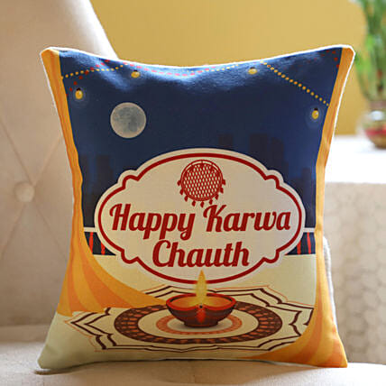 Cushion For Karwa Chauth Online