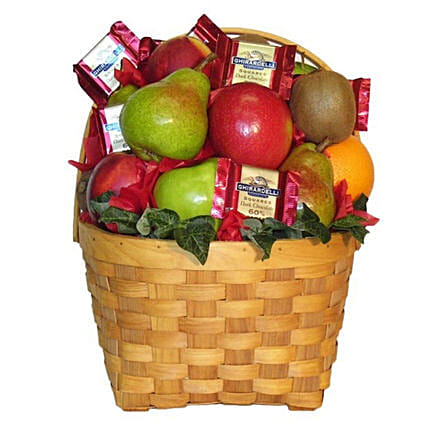 Fruity Affair Gift Hamper:Gift Baskets Delivery Canada