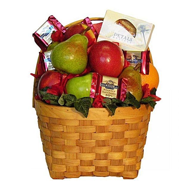 Get Healthy Fruit Basket
